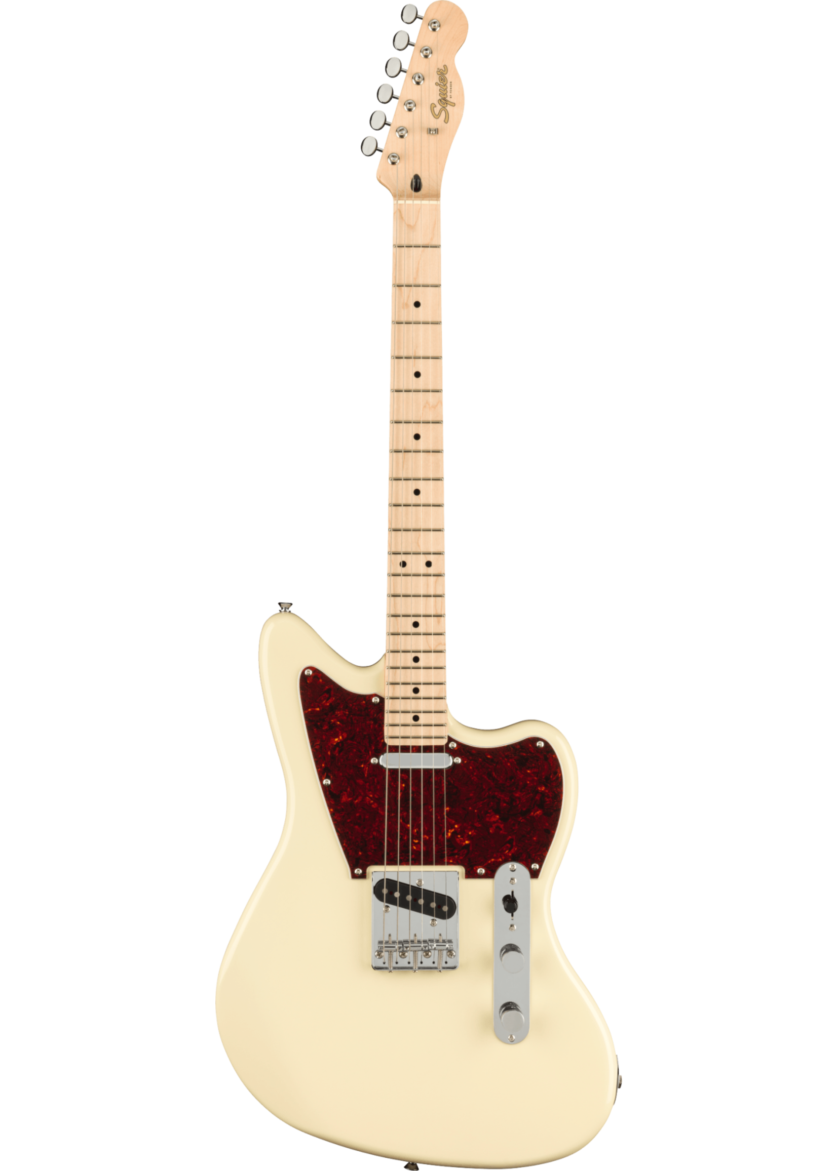 Squier Squier Paranormal Offset Telecaster Olympic White