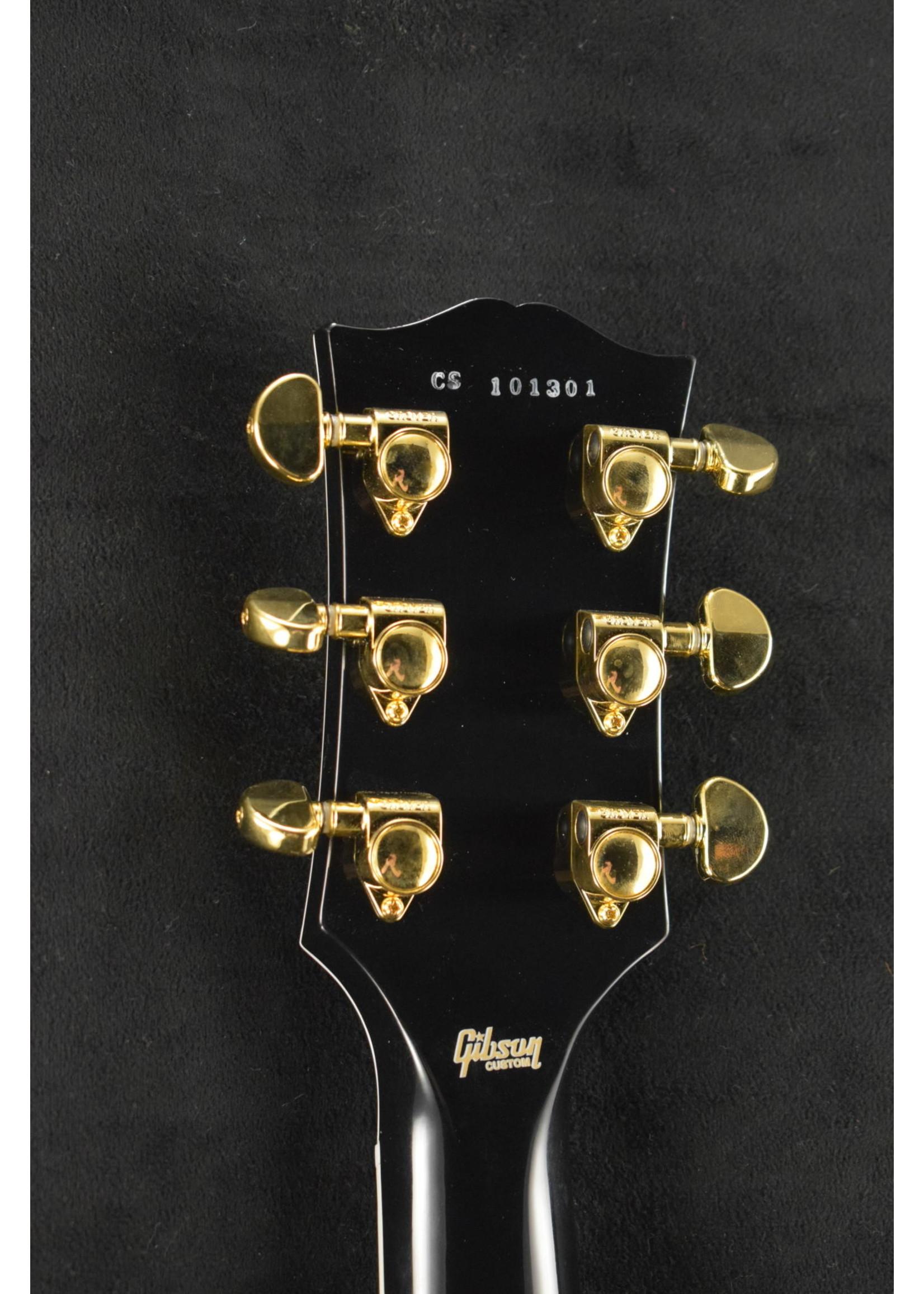 Gibson Gibson Custom Shop Les Paul Custom Ebony