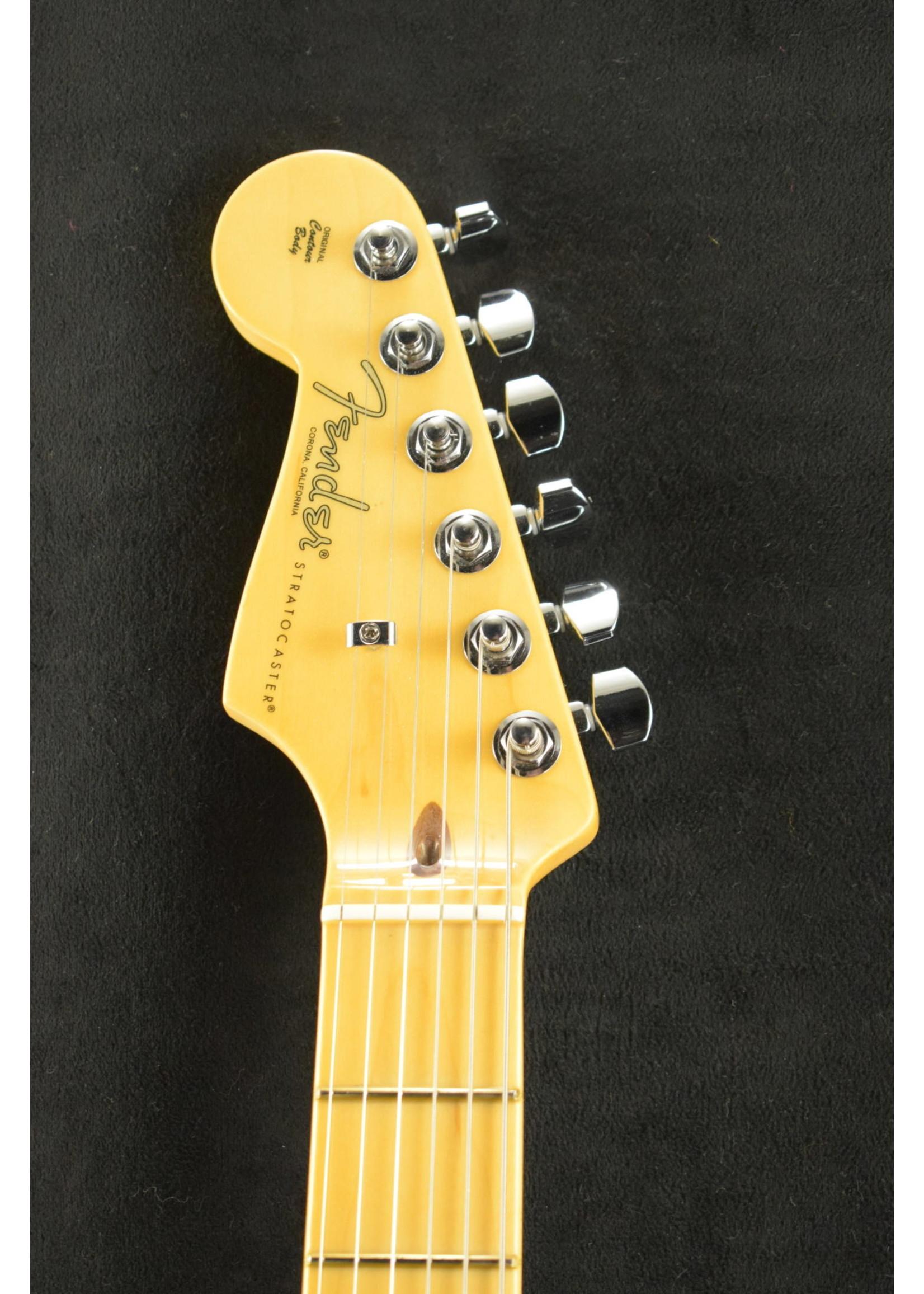 Fender Fender American Professional II Stratocaster Left-Handed Mystic Surf Green Maple Fingerboard