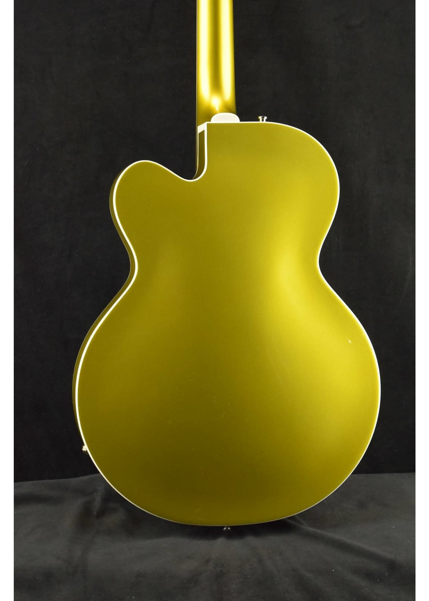 Gretsch Gretsch G6120T-HR Brian Setzer Signature Hot Rod Lime Gold