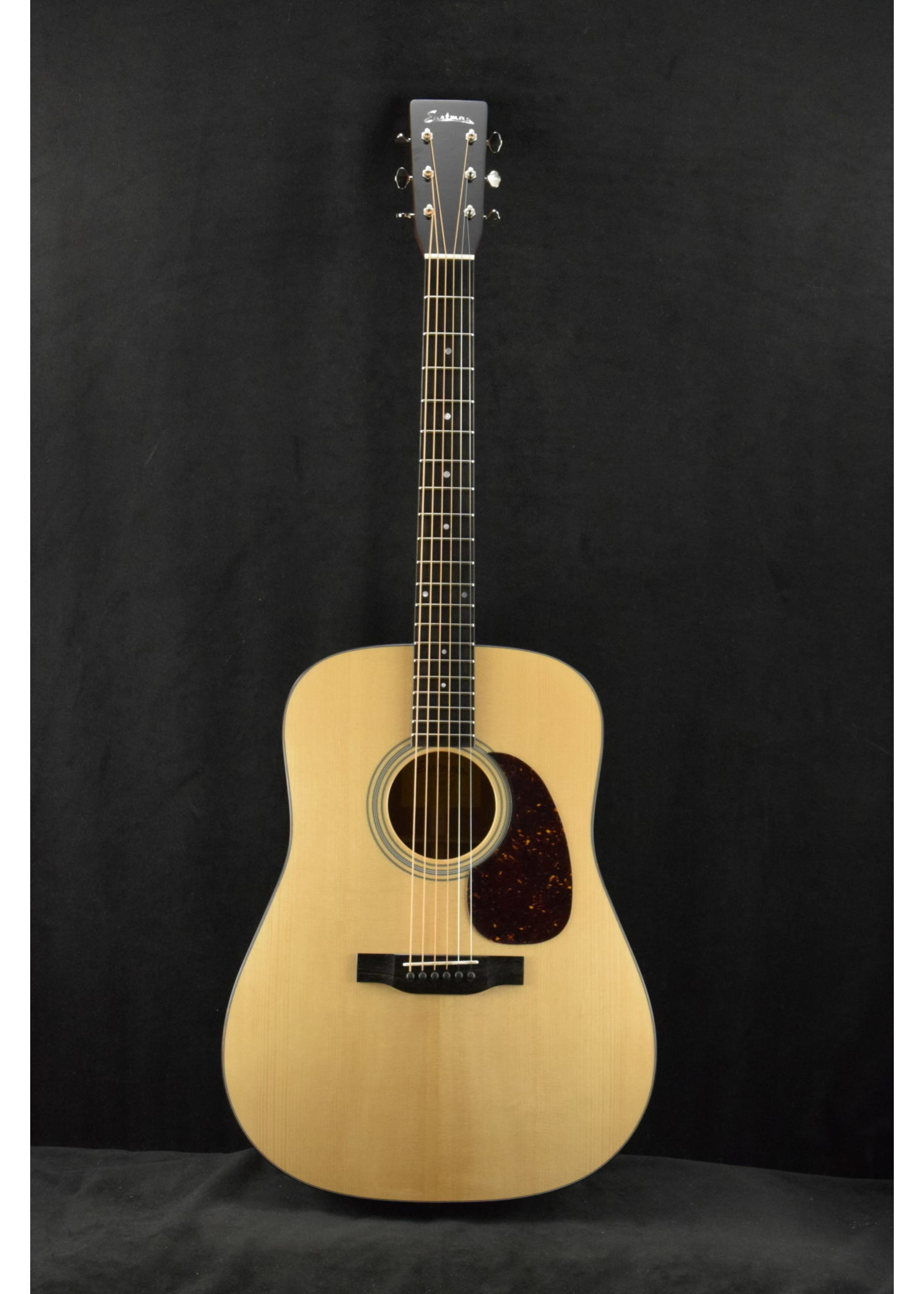 Eastman Eastman E6D-TC Thermo Cured Series Dreadnought Natural Gloss Finish