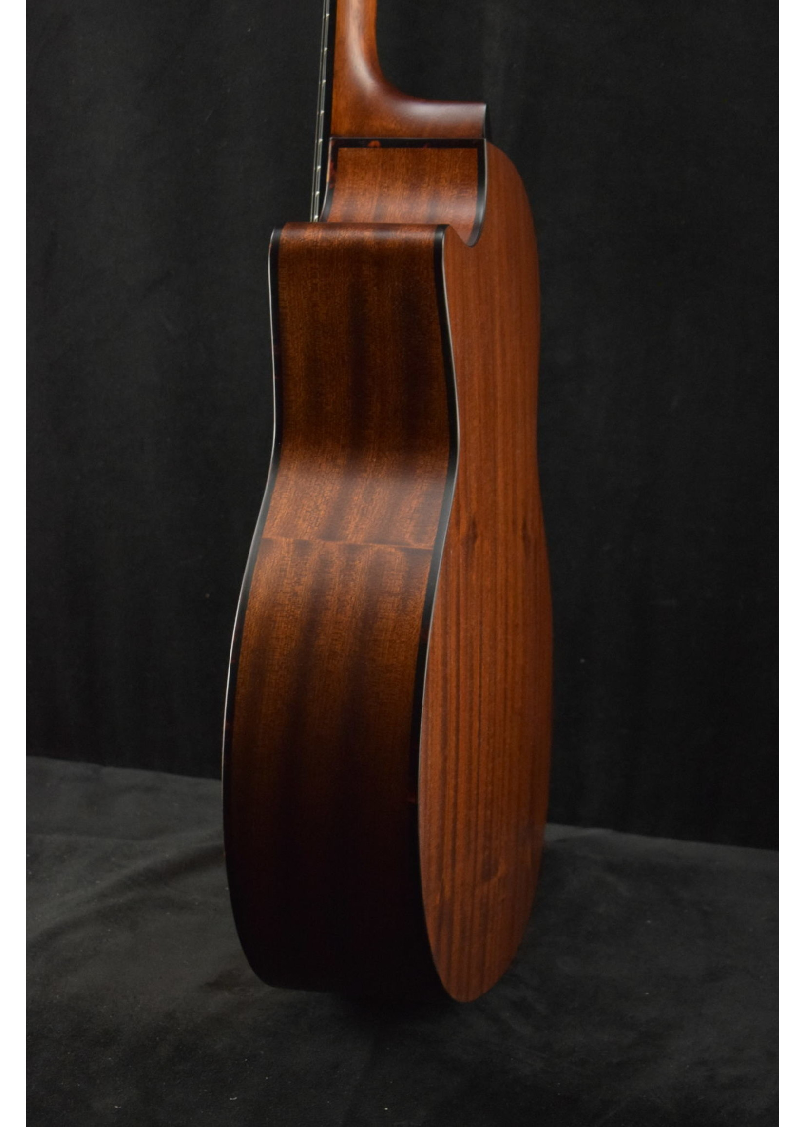Eastman Eastman AC122-2CE Cedar Top AC Series Acoustic Electric Grand Auditorium Natural Satin Finish