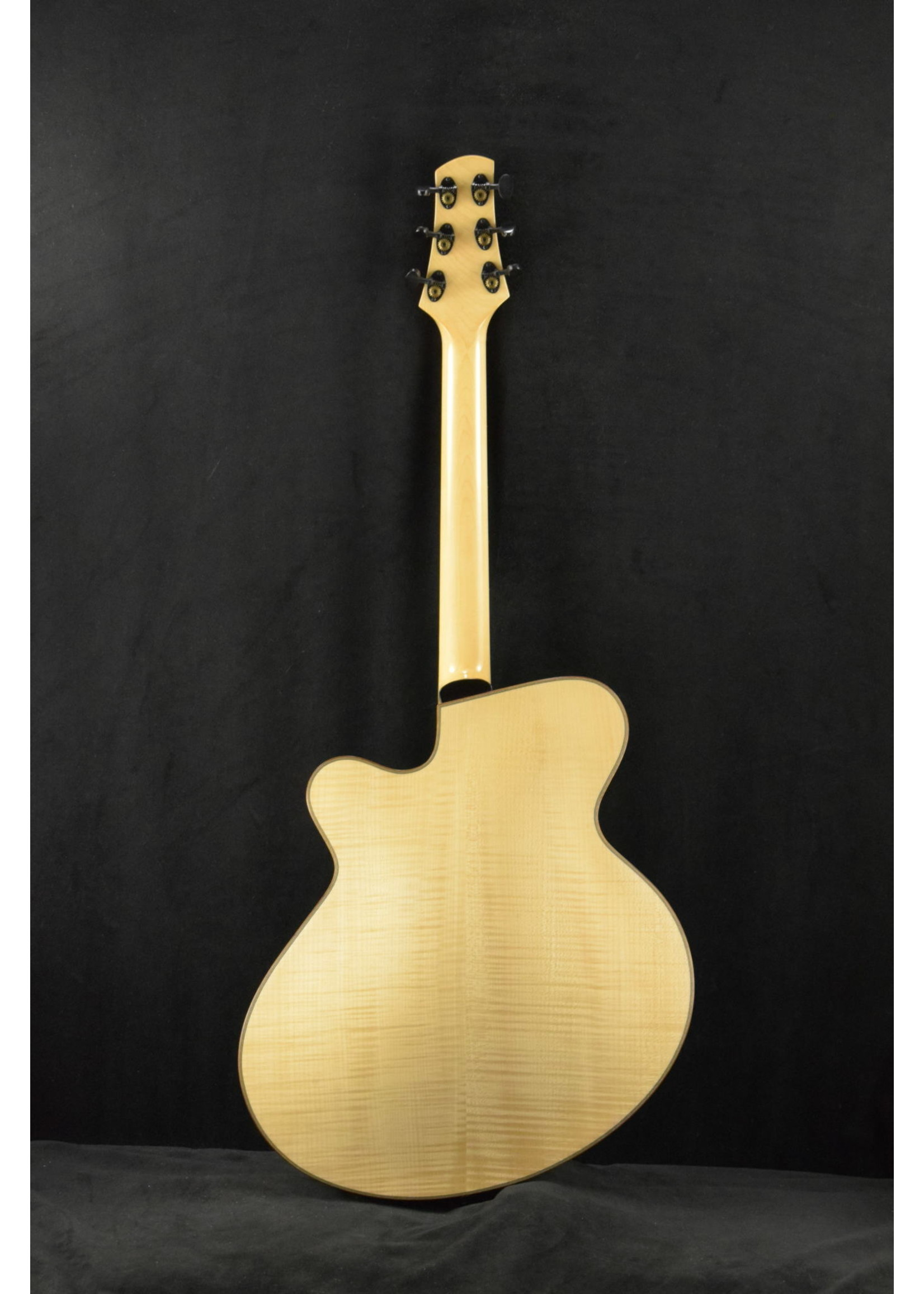 Eastman Eastman PG2-BD Claudio Pagelli Signature Standard Archtop Blonde Finish