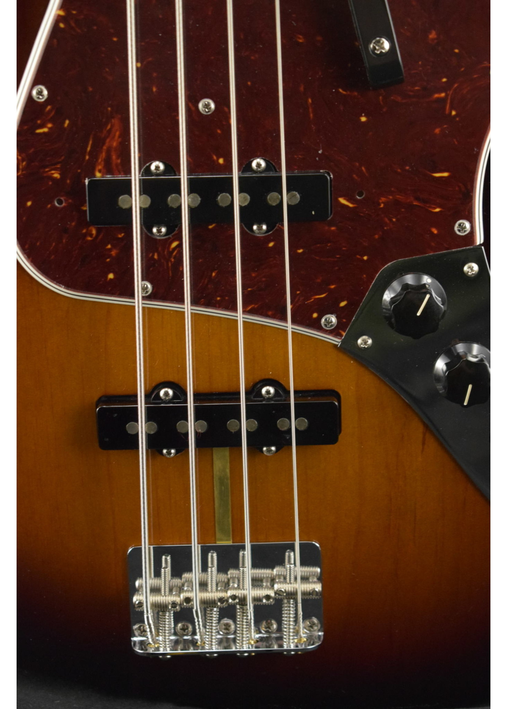 Fender Fender American Original '60s Jazz Bass 3-Color Sunburst