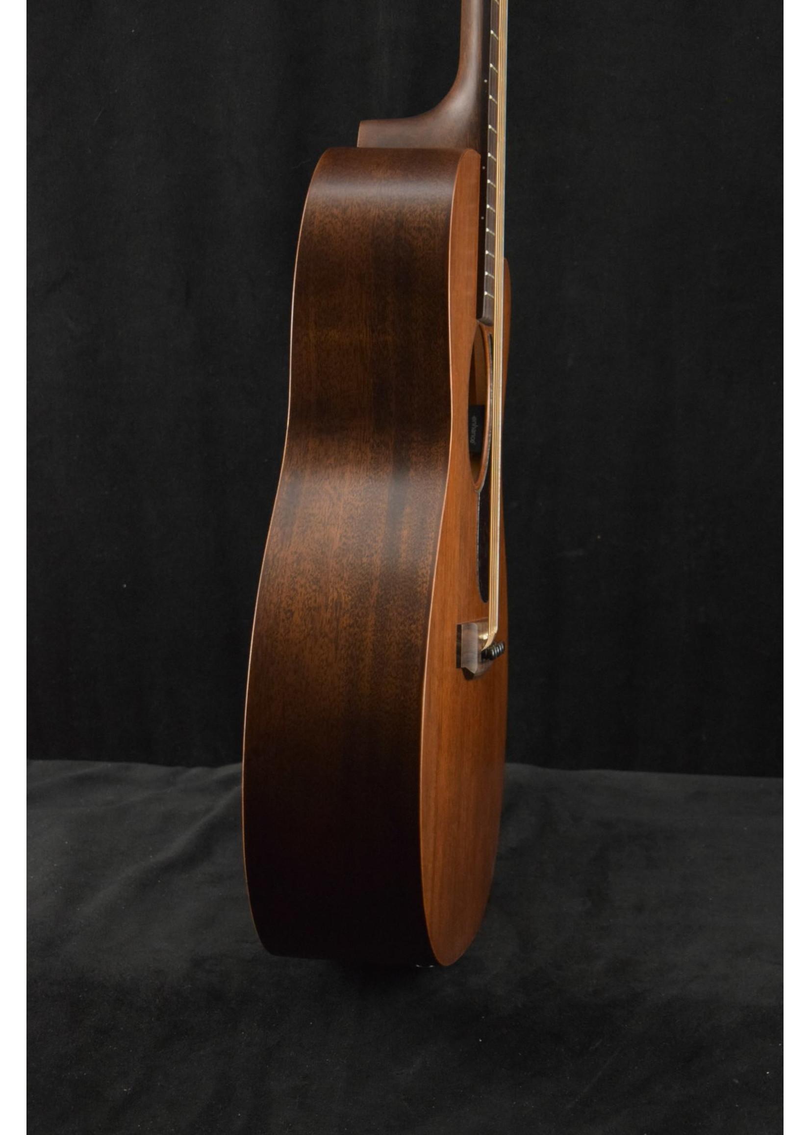 Martin Martin OMC-15ME Orchestra Model Cutaway Acoustic-Electric Mahogany Satin