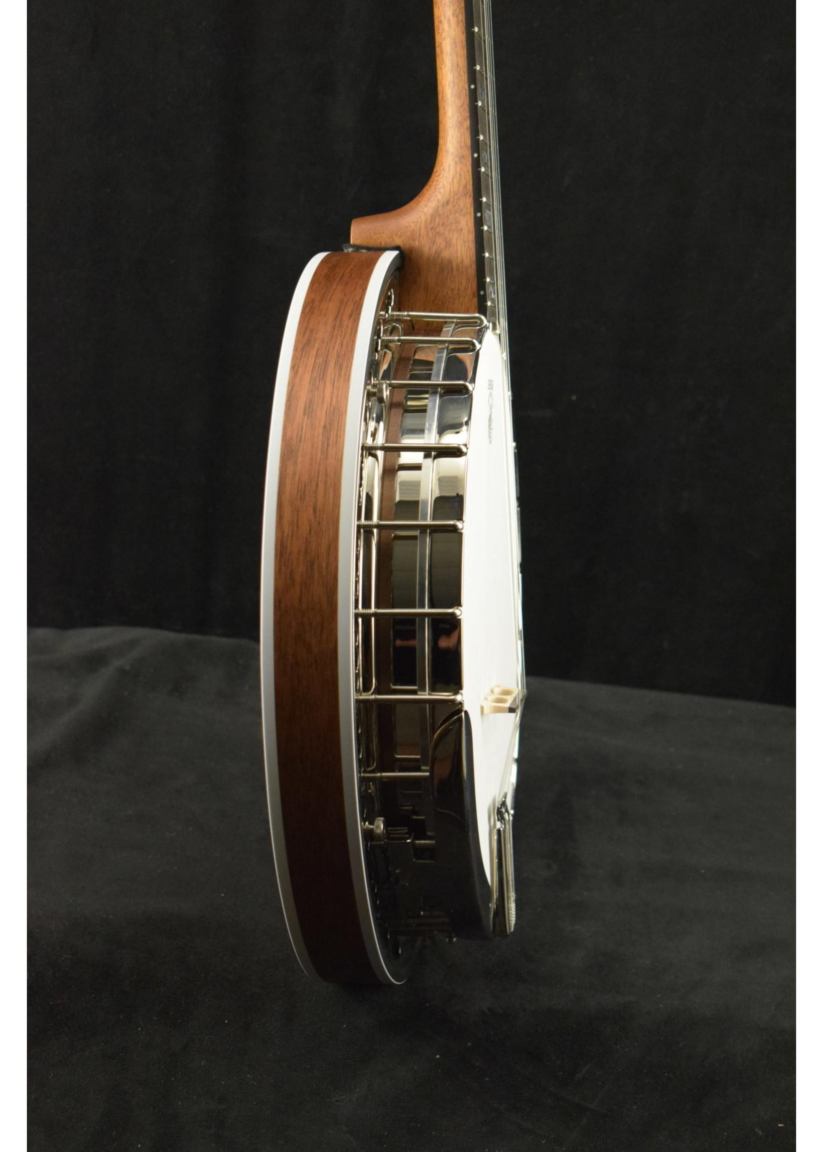 Deering Deering Sierra 5-String Mahogany Banjo Satin Finish