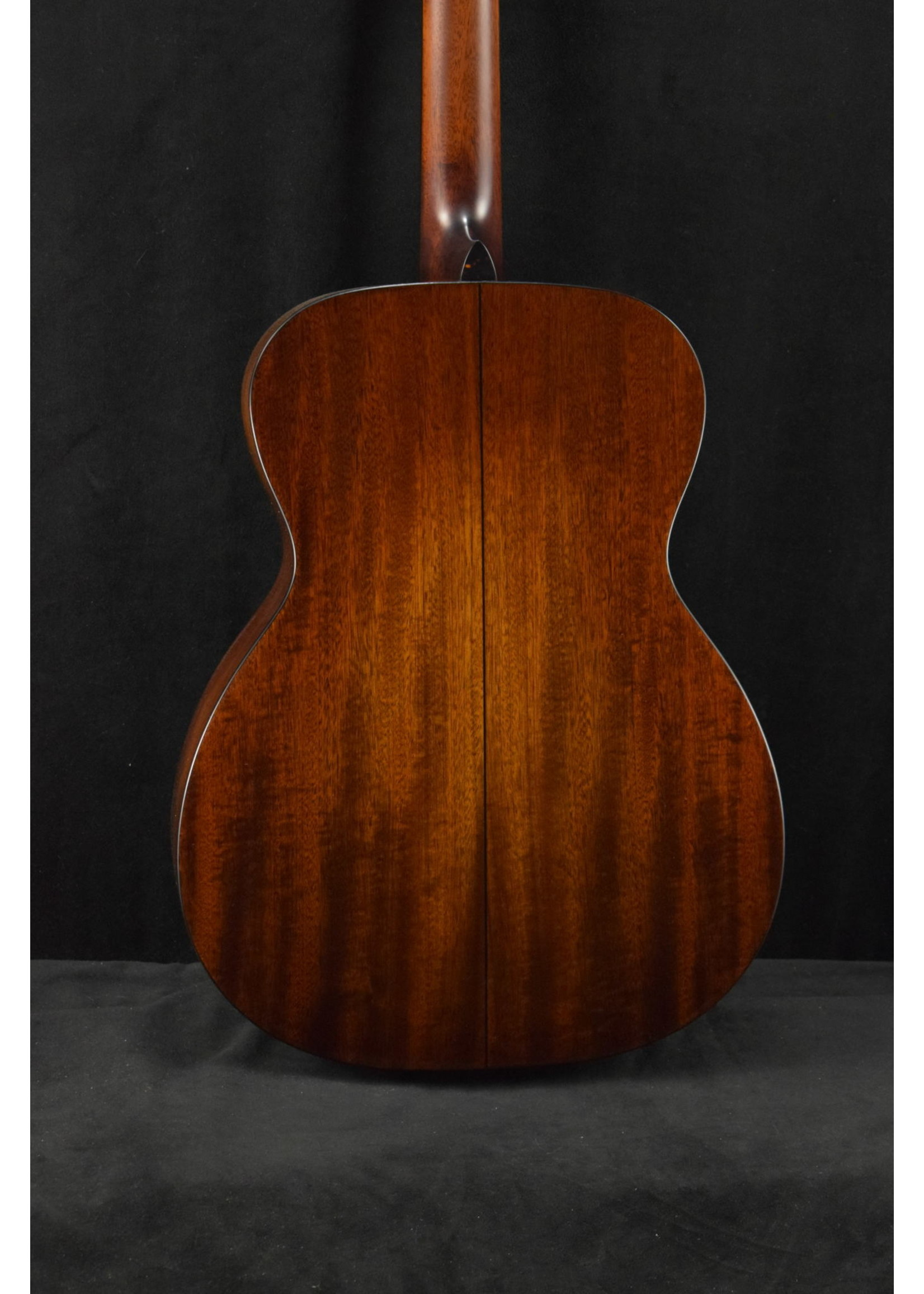 Eastman Eastman E10OM-TC Thermo Cured Top Traditional Series Orchestra Model Natural Gloss Finish