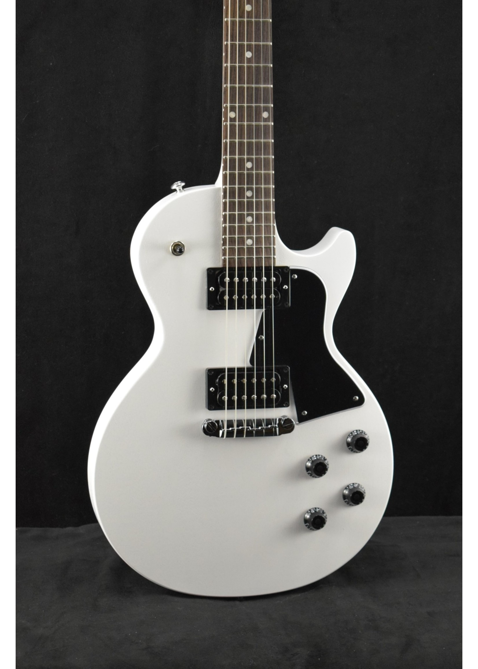 Gibson Gibson Les Paul Special Tribute Humbucker Worn White Satin