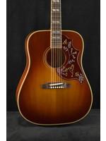 Gibson Gibson Custom Shop 1960 Hummingbird Adjustable Saddle Heritage Cherry Sunburst