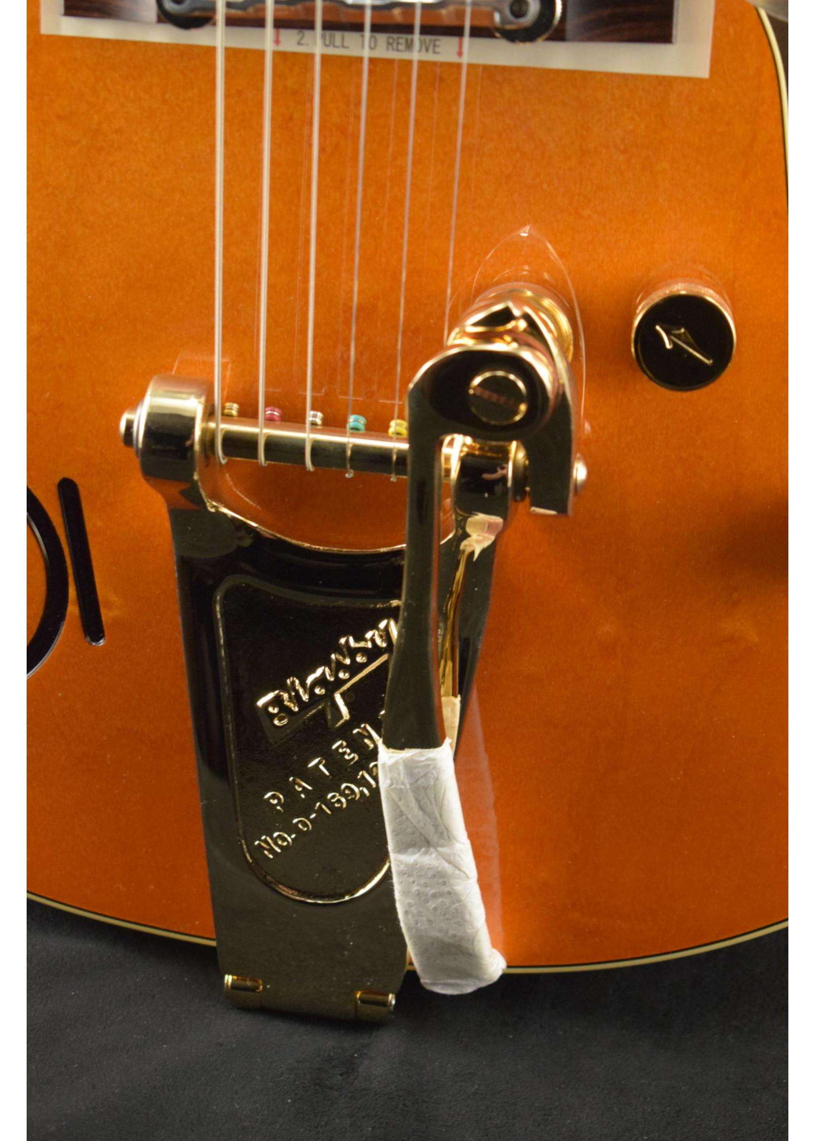 Gretsch Gretsch G6120 Eddie Cochran Signature Hollow Body with Bigsby Western Maple Stain