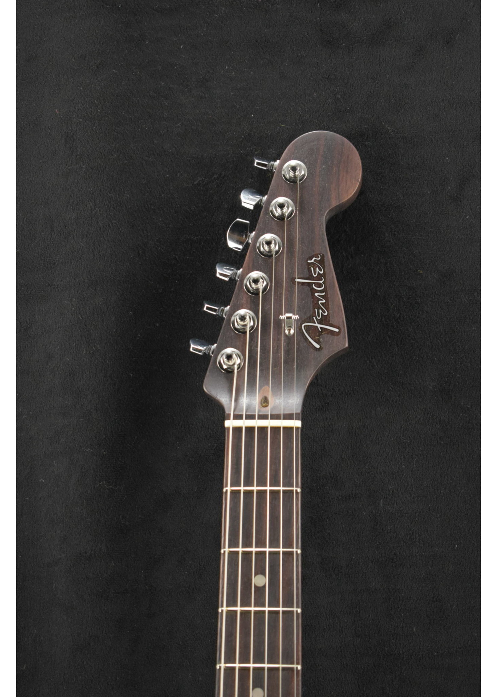 Fender Fender Rarities Stratocaster Thinline HSS Violin Burst