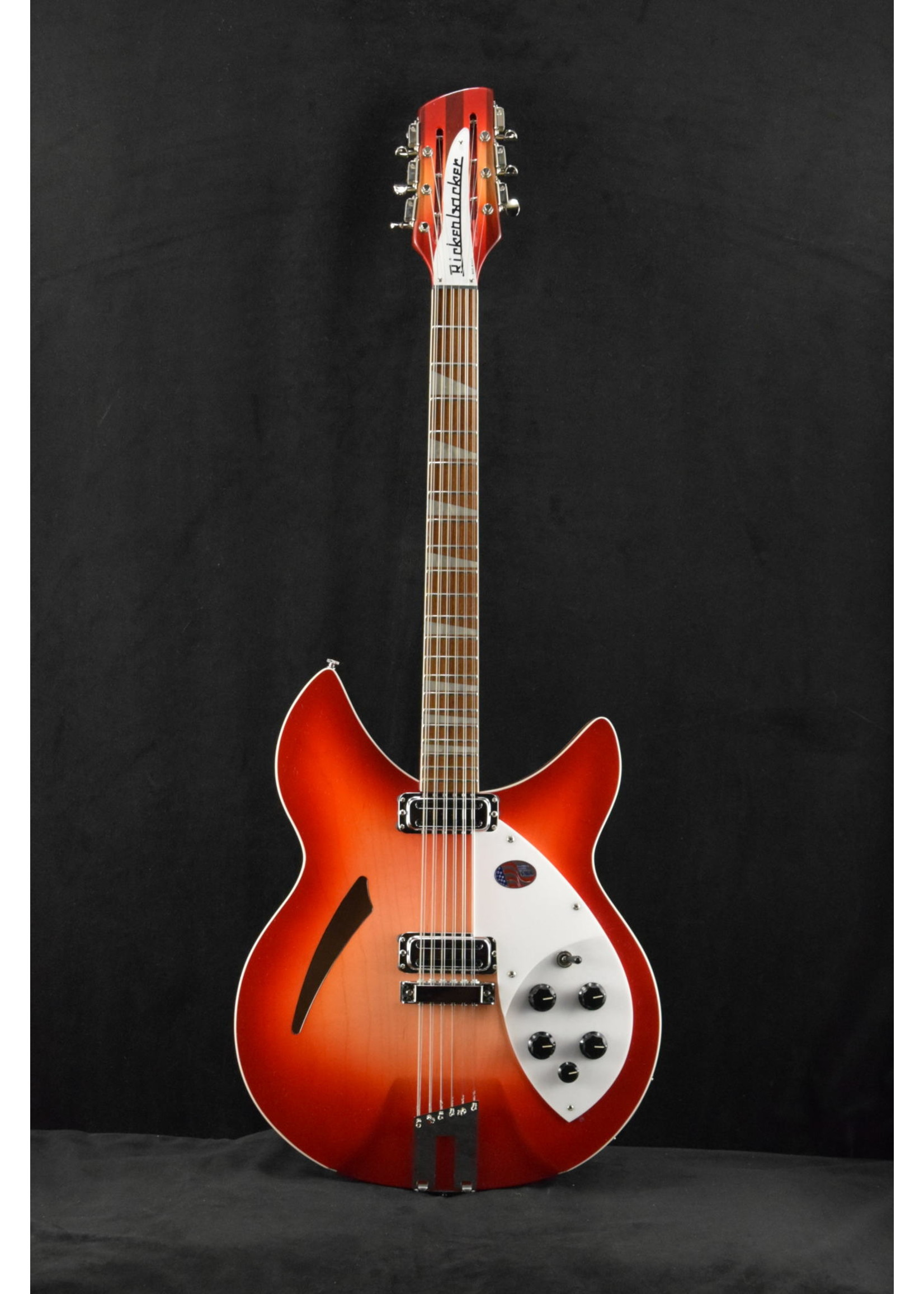 Rickenbacker Rickenbacker 360/12C63 12-String Fireglo