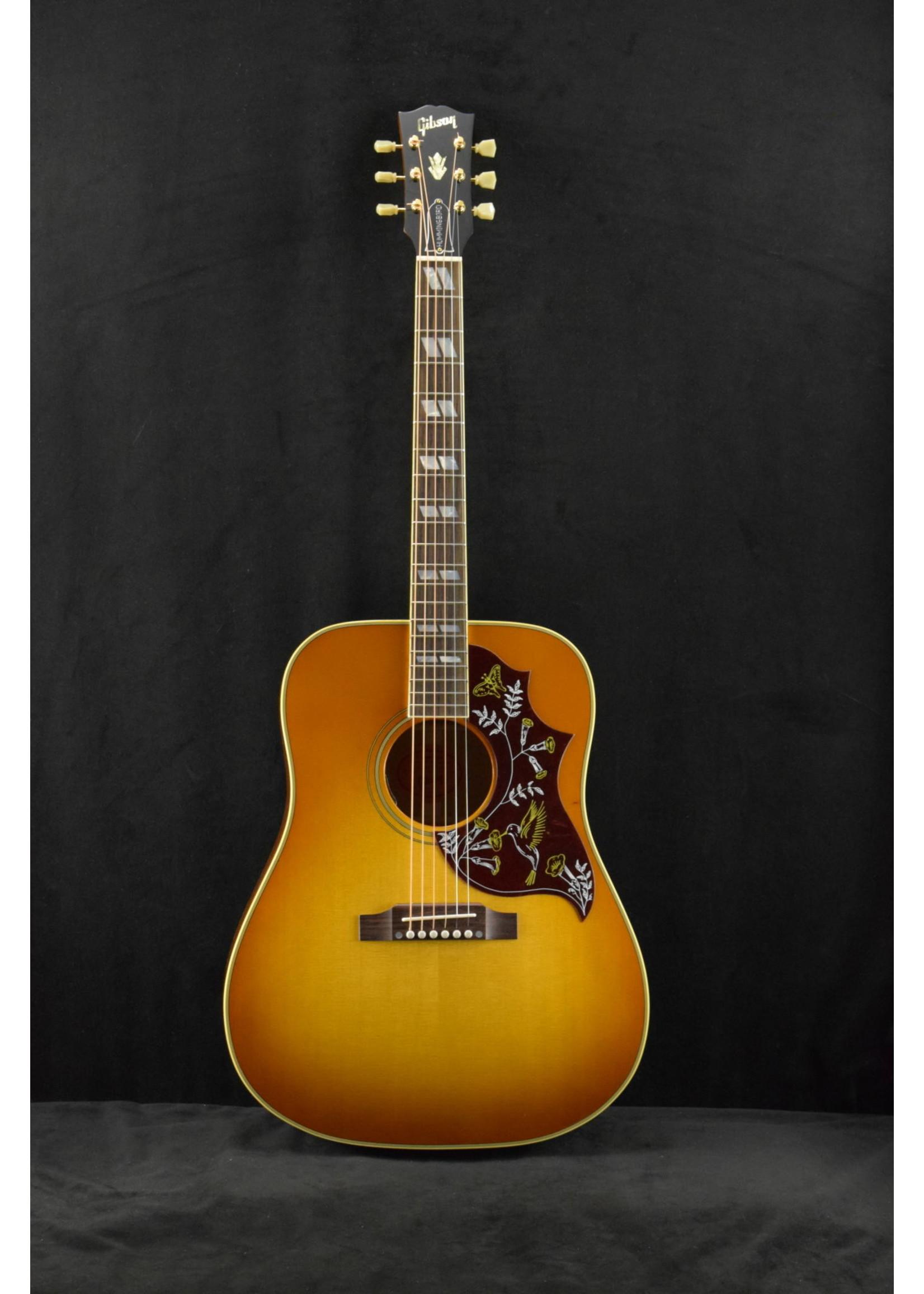 Gibson Gibson Hummingbird Original Heritage Cherry Sunburst