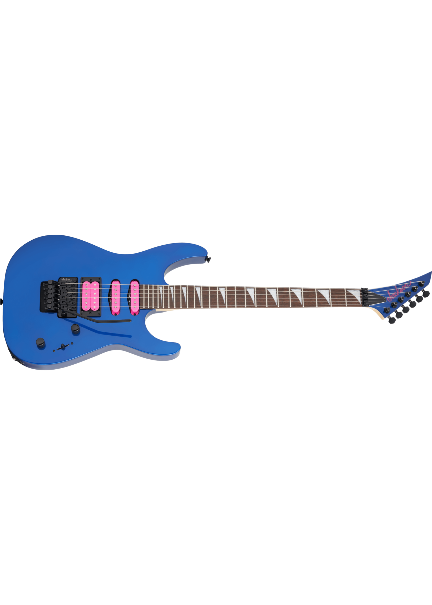 Jackson Jackson X Series Dinky DK3XR HSS Cobalt Blue