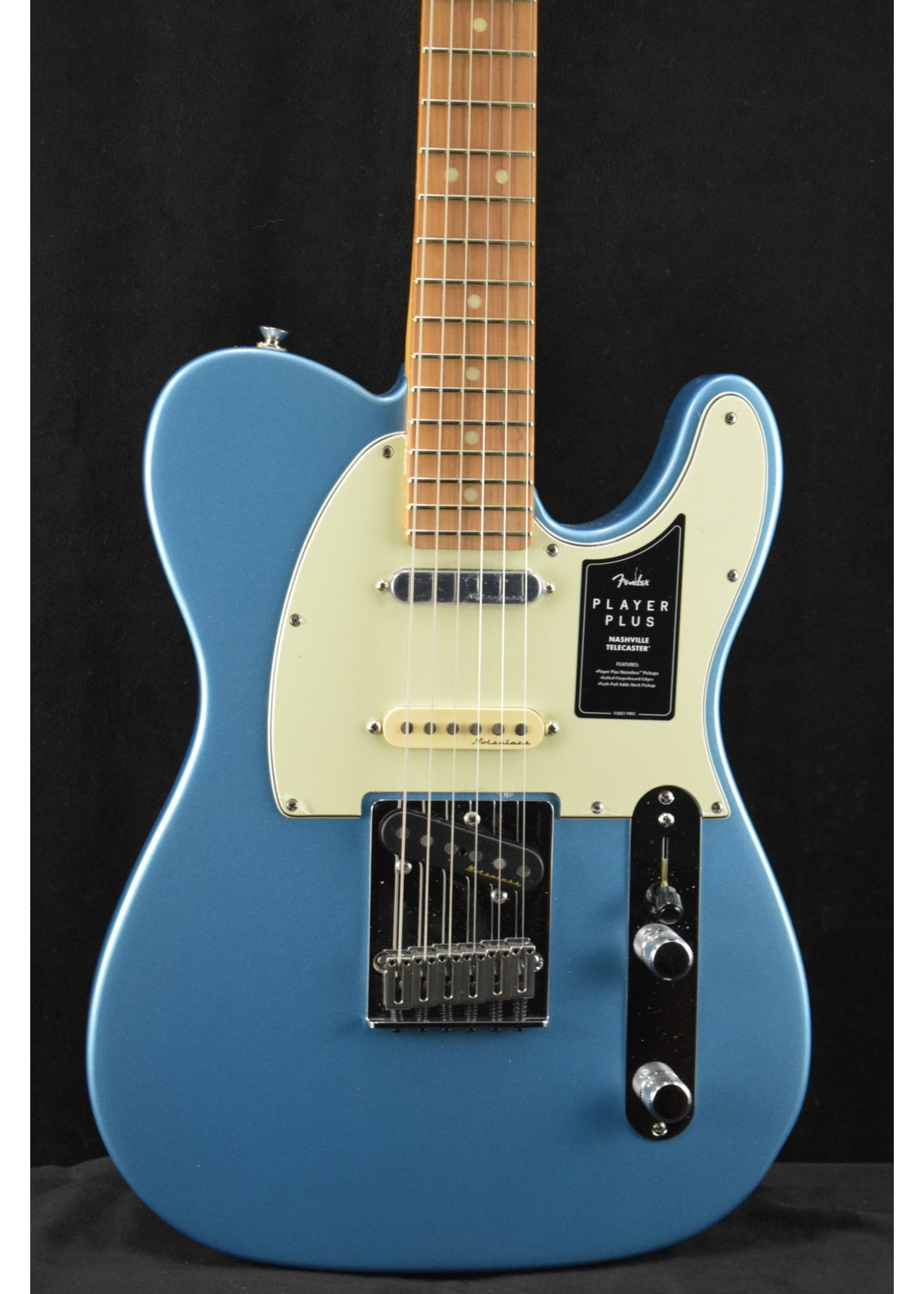 Fender Fender Player Plus Nashville Telecaster Pau Ferro Fingerboard Opal Spark