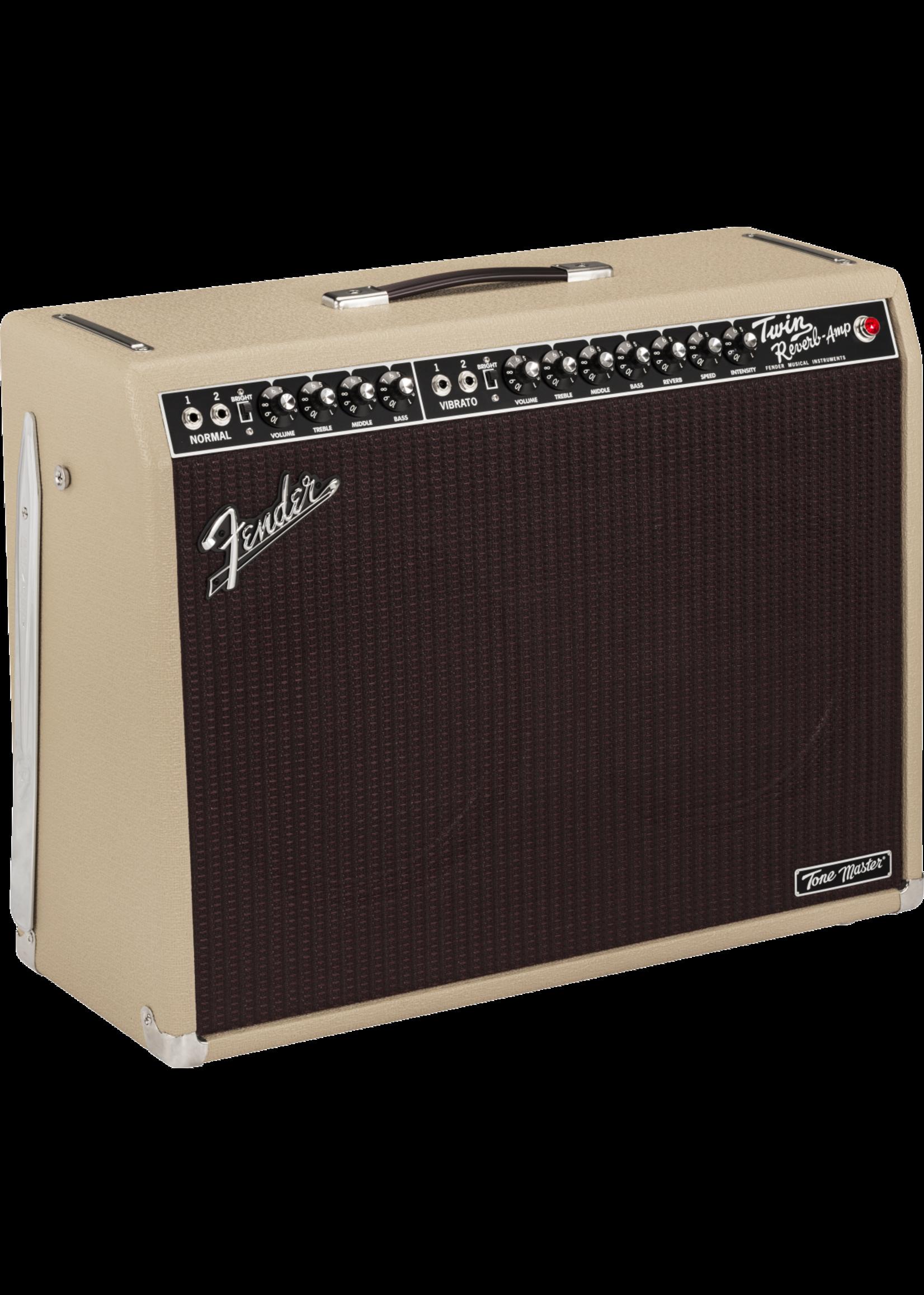 Fender Fender Tone Master Twin Reverb Blonde Amplifier