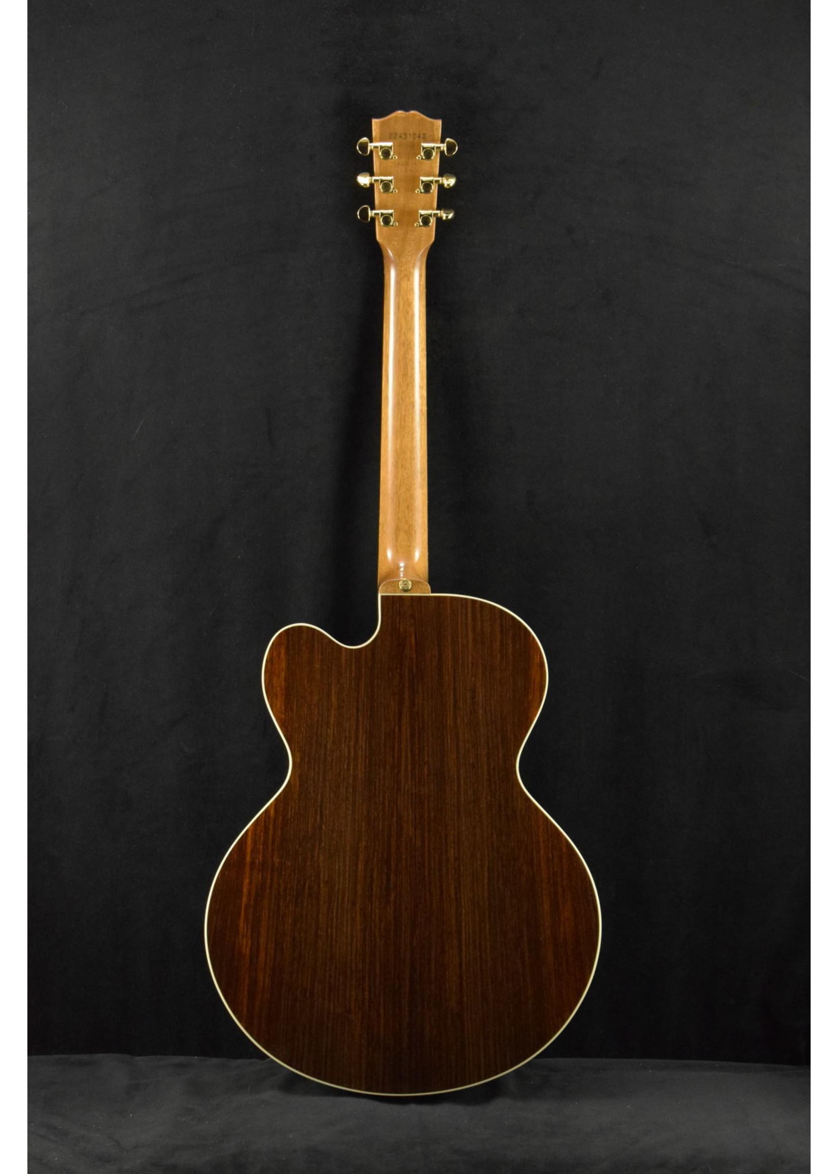 Gibson Gibson J-185 EC Modern Rosewood - Rosewood Burst