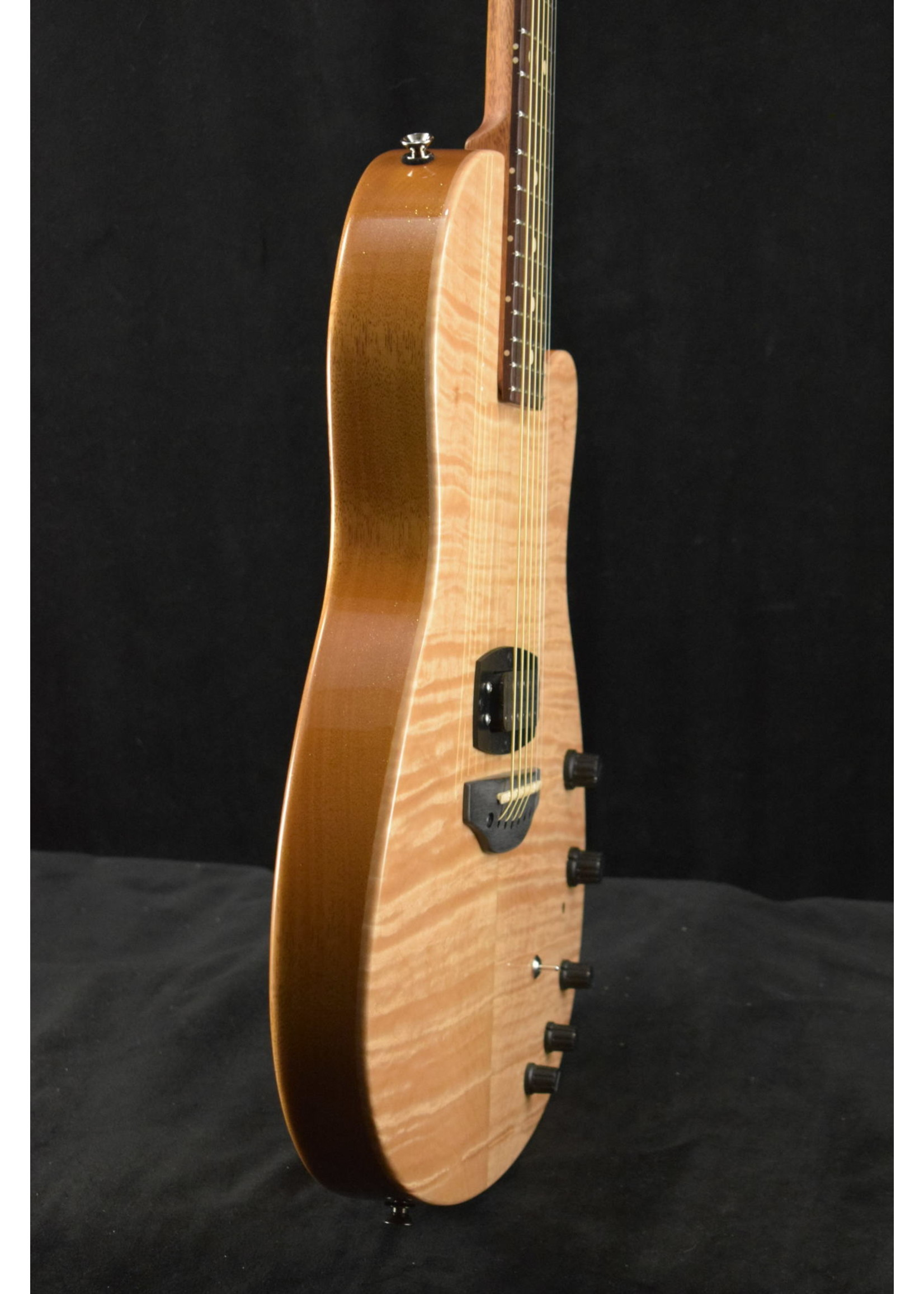 Tom Anderson Tom Anderson Crowdster Plus Sheer Gold with Binding