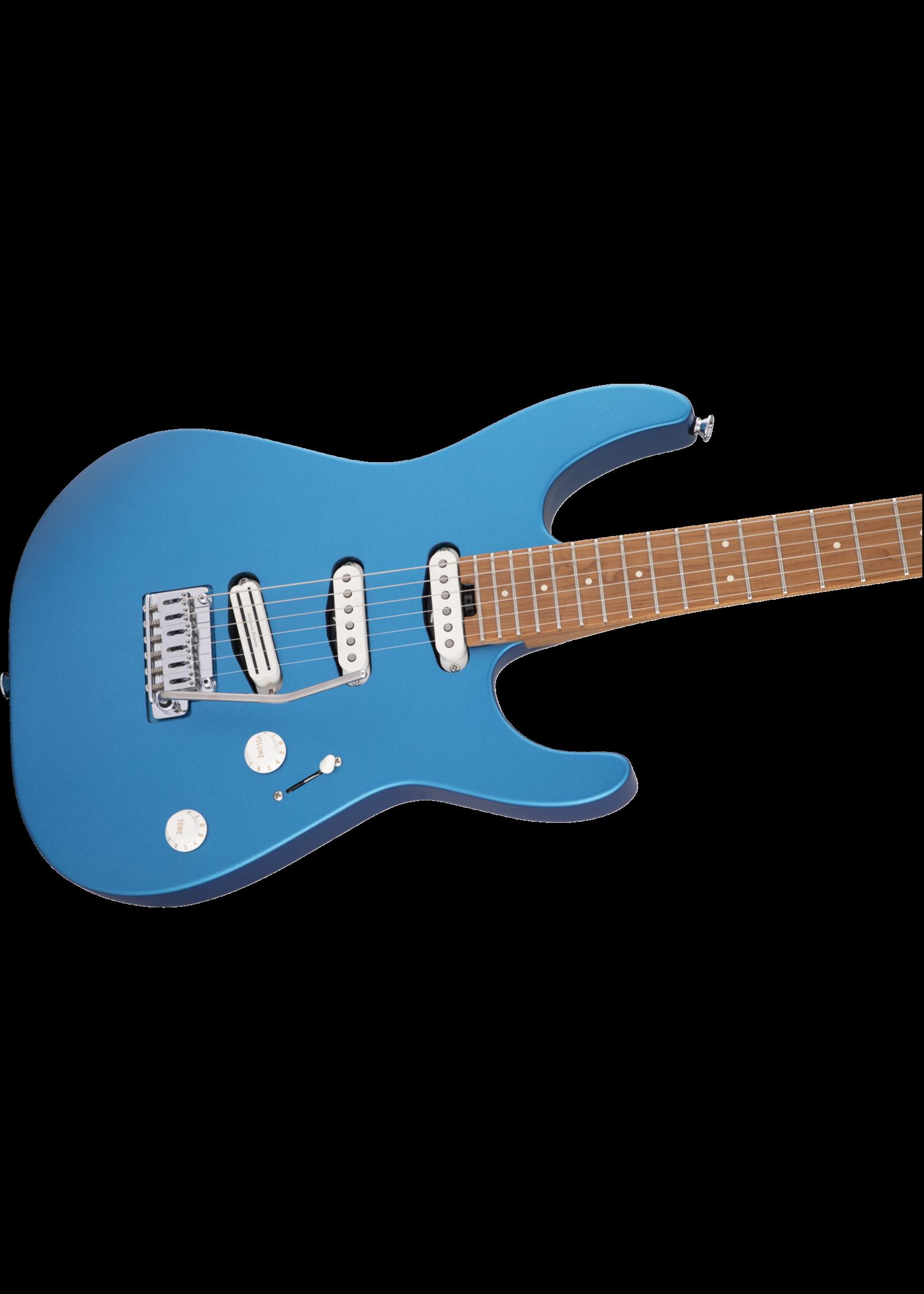 Charvel Charvel Pro-Mod DK22 SSS 2PT CM Electric Blue