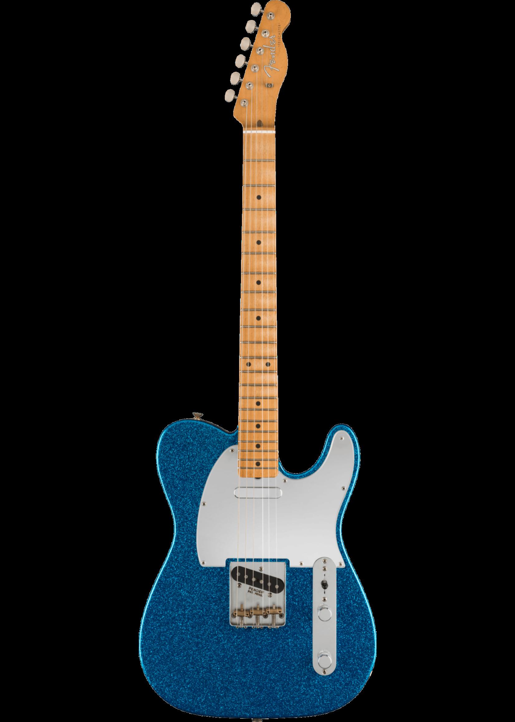 Fender Fender J Mascis Telecaster Bottle Rocket Blue Flake