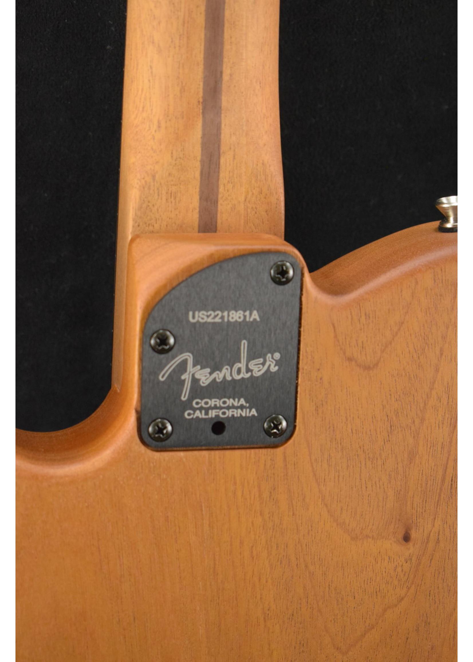 Fender Fender FSR American Acoustasonic Telecaster Pink Paisley Limited Edition