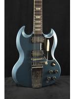 Gibson Gibson Murphy Lab 1964 SG Standard With Maestro Vibrola Pelham Blue Light Aged