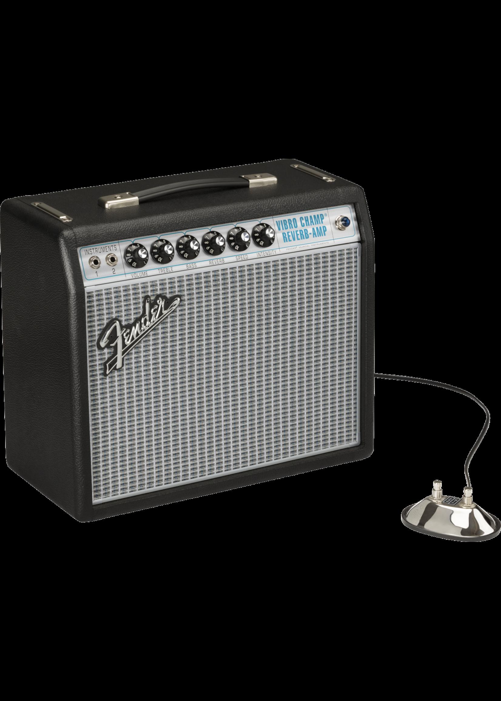 Fender Fender '68 Custom Vibro Champ Reverb Tube Amplifier