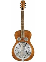 Epiphone Epiphone Dobro Hound Dog Deluxe Round Neck Acoustic Electric Resonator Vintage Brown