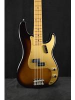 Fender Fender American Original '50s Precision Bass Maple Fingerboard 2-Color Sunburst