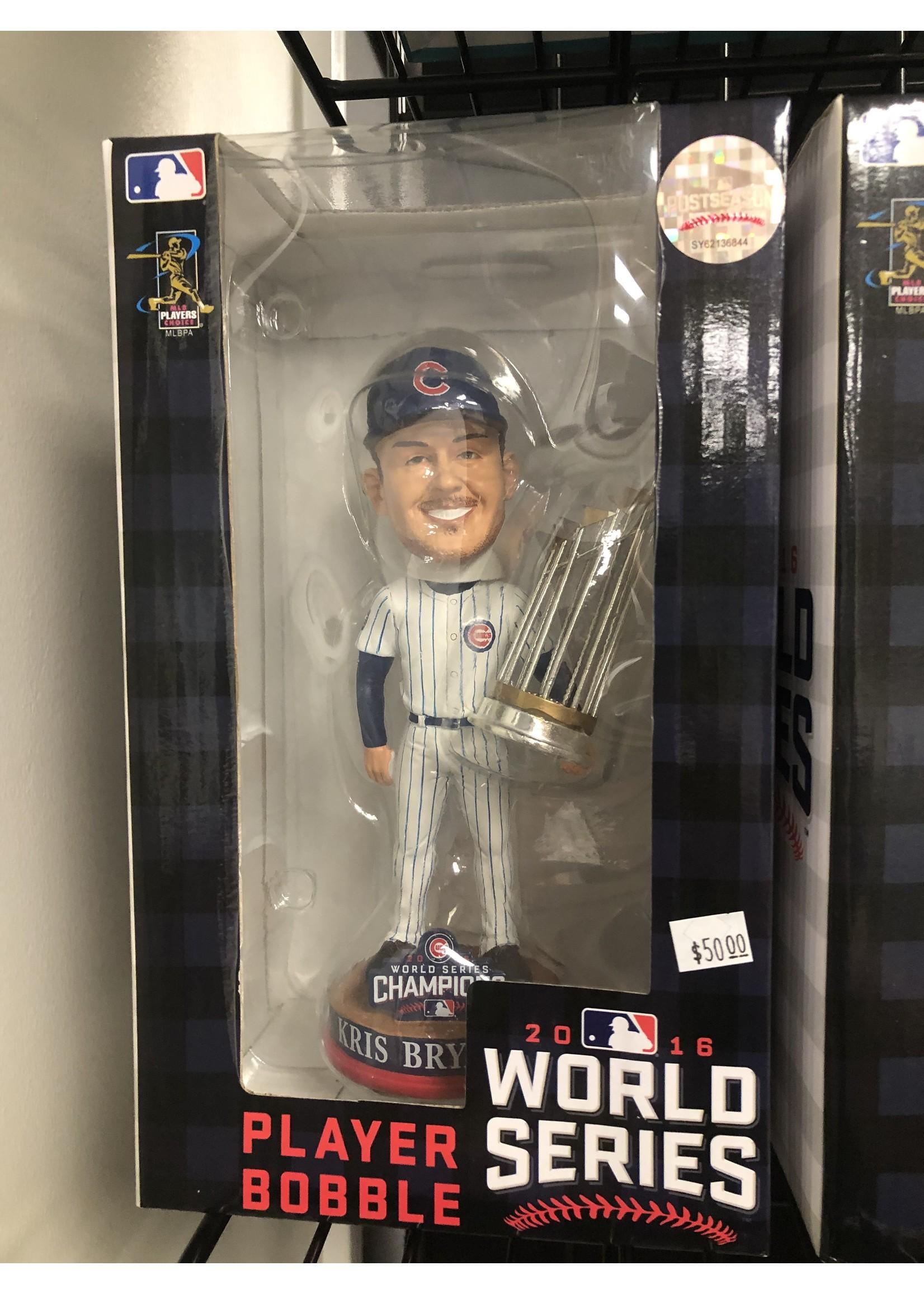 2016 World Series Bobble Player - Kris Bryant