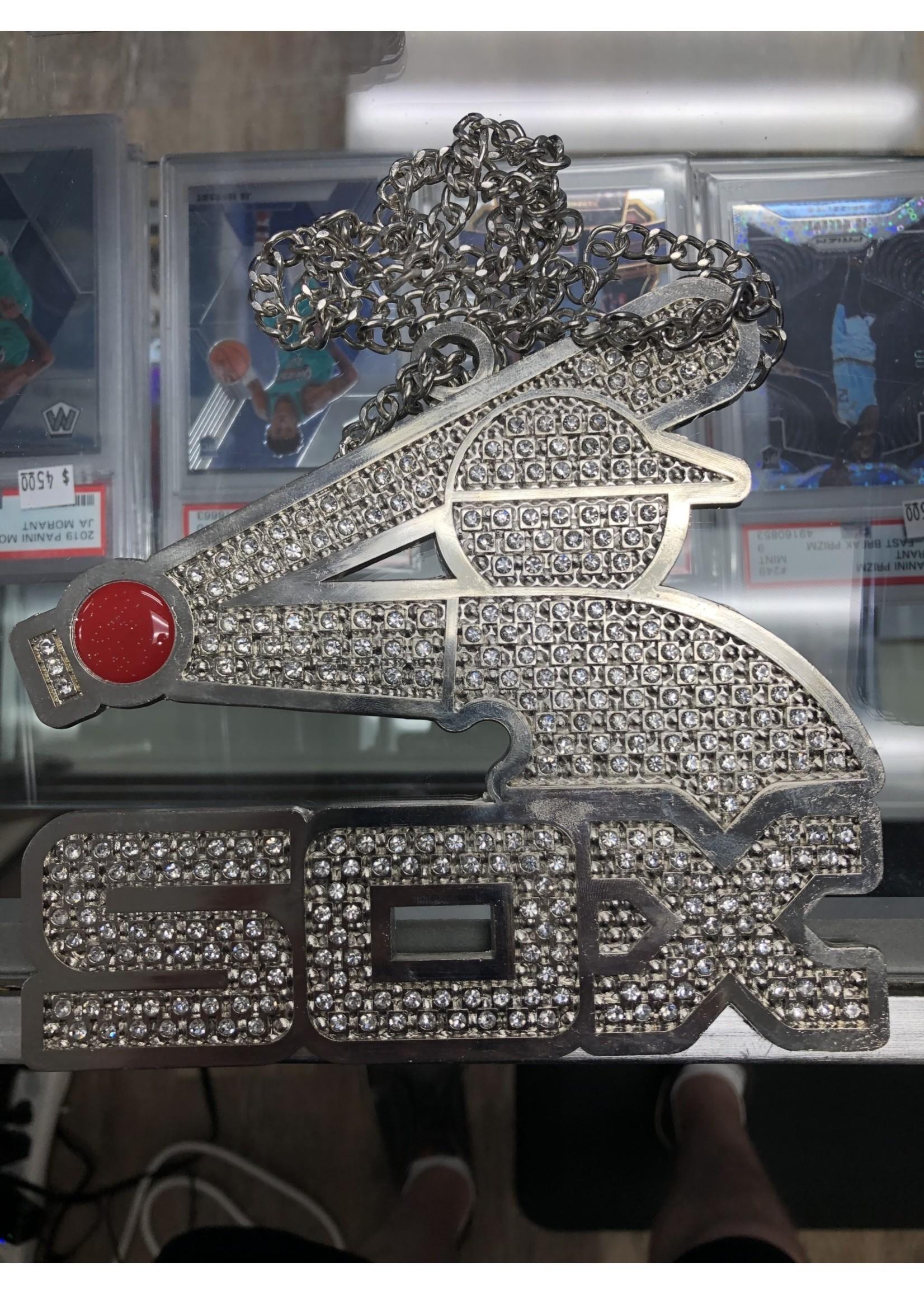 White Sox Diamond Chain