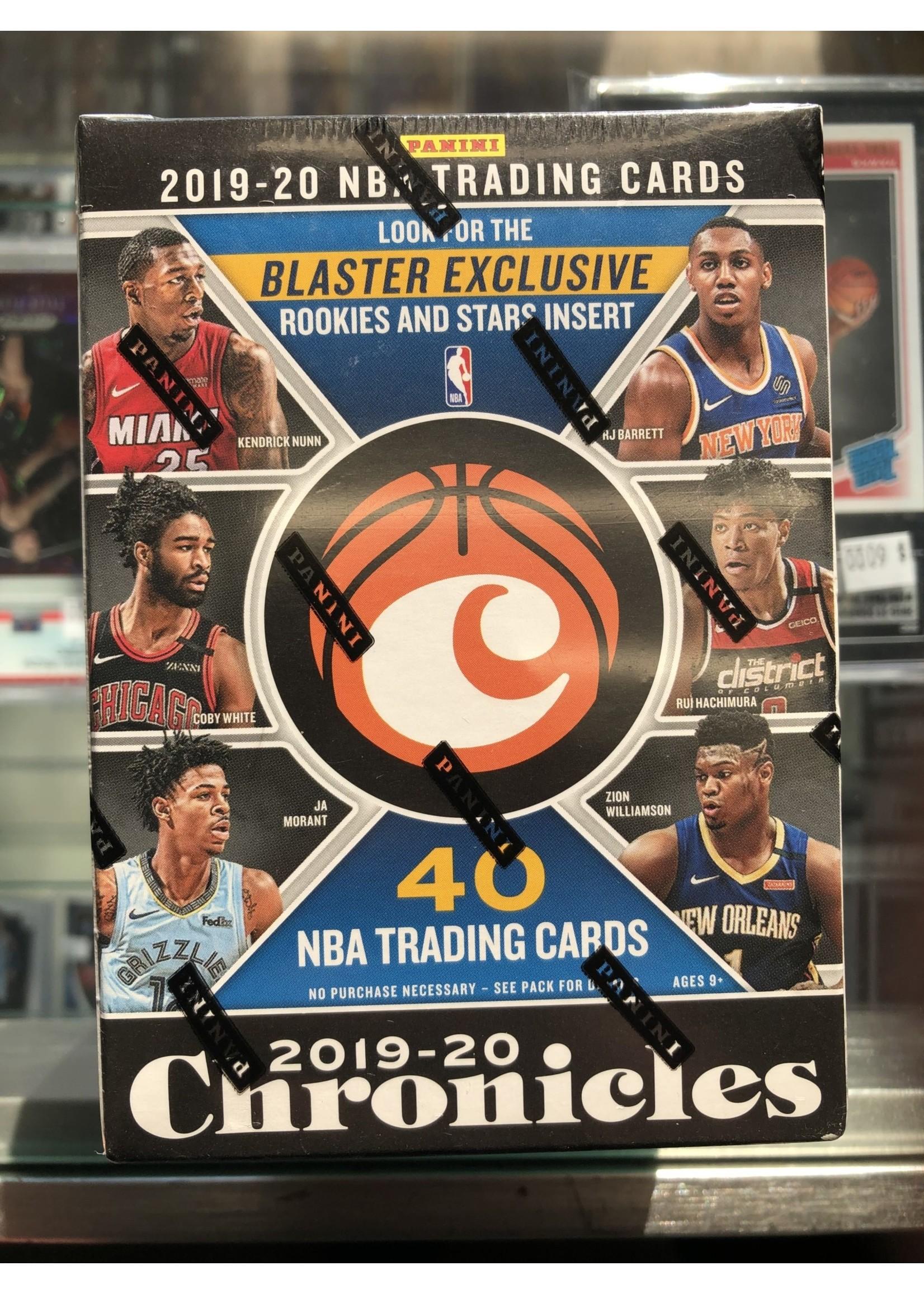 Panini 2019-20 NBA Chronicles Blaster