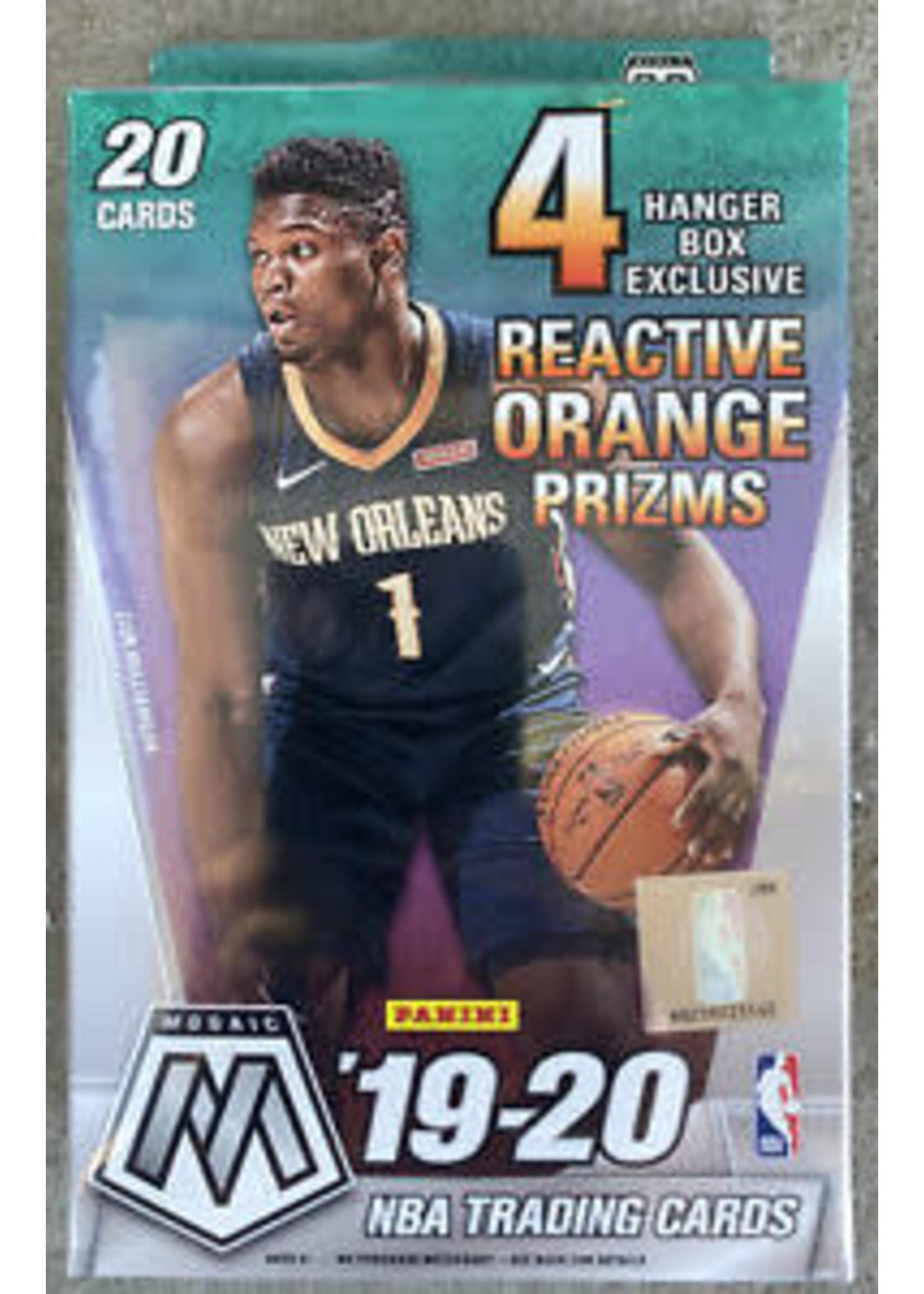 Panini 2019-20 NBA Mosaic Hanger