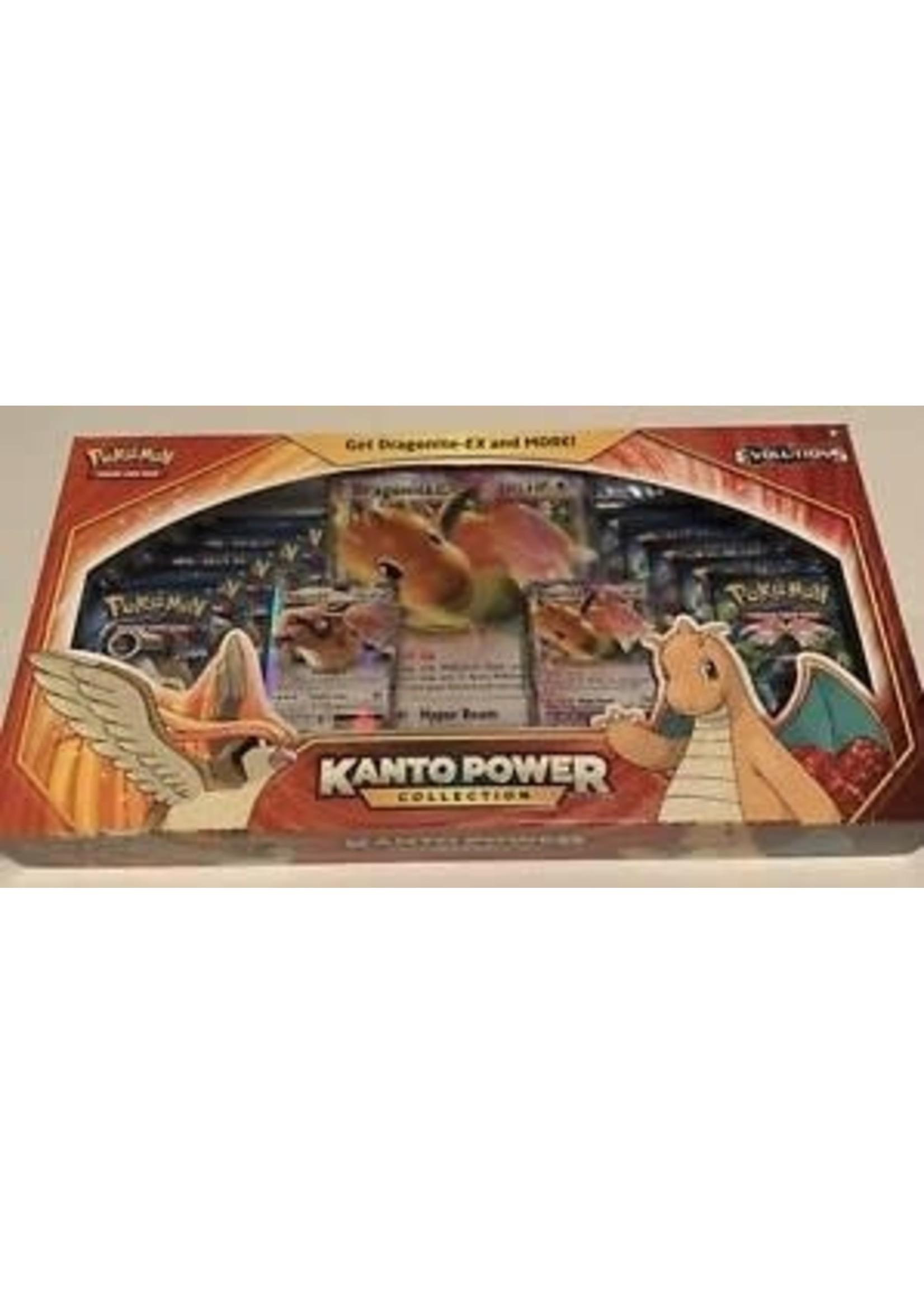 Pokemon Pokemon Kanto Power Collection Box