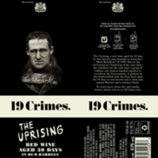 """19 Crimes """"The Uprising"""" 2019"""