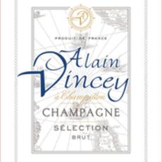 Alain Vincey Champagne Brut NV