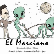 Alfredo Maestro Castilla y Leon El Marciano 2019