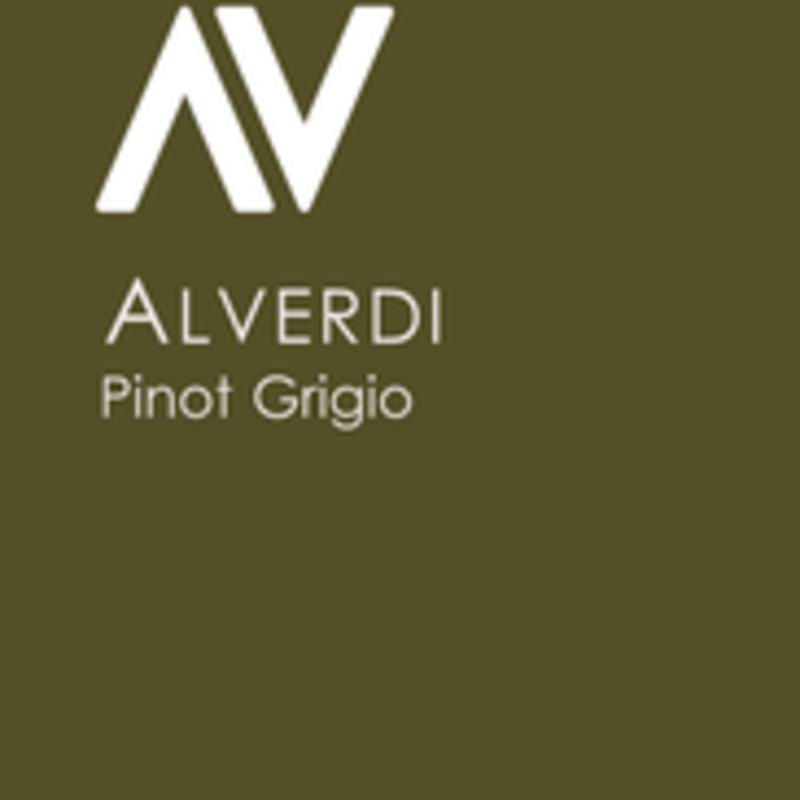 Alverdi Pinot Grigio 2019