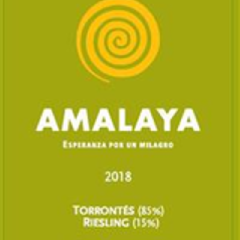 Amalaya White Blend 2018