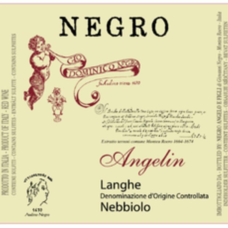 Angelo Negro Nebbiolo 2019