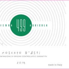 Azienda Agricola 499 Moscato d'Asti 2020