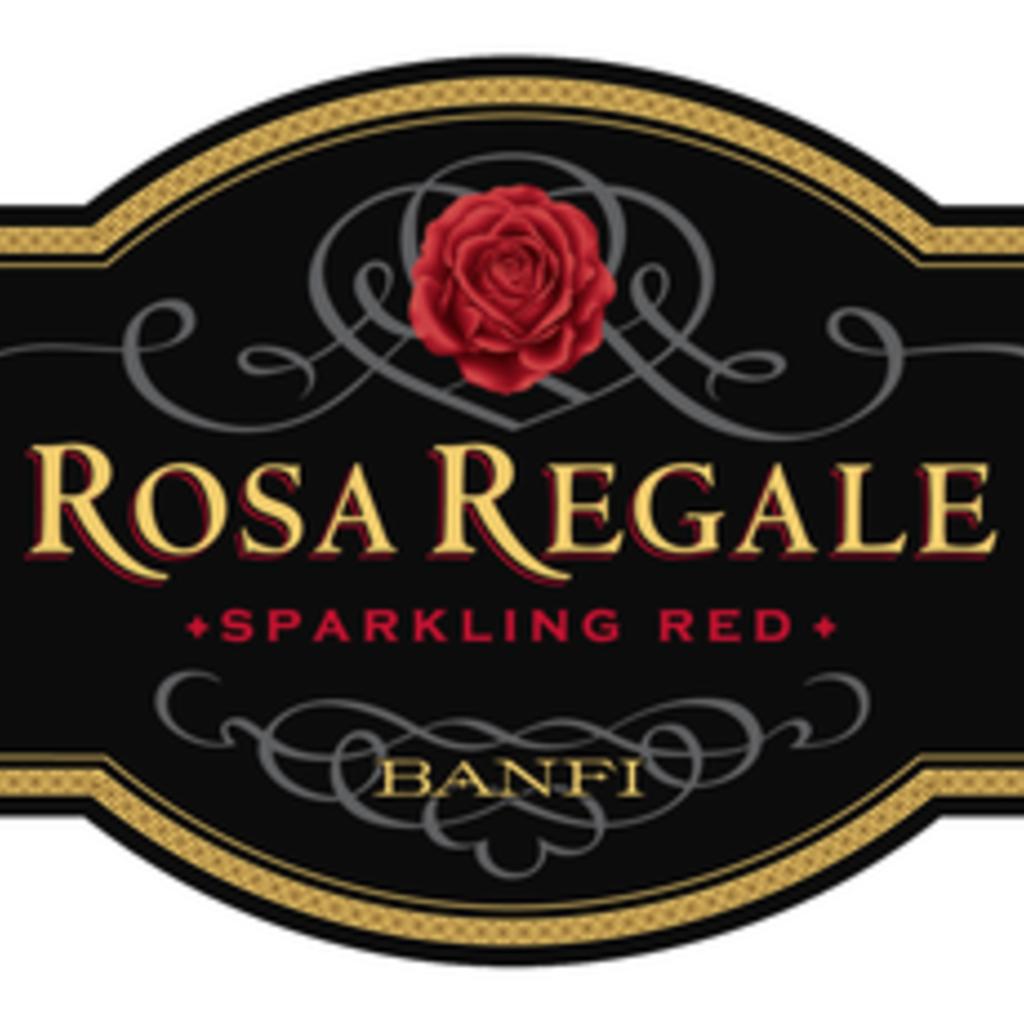 "Banfi ""Rosa Regale"" Brachetto d'Acqui Sparkling Red 2019"