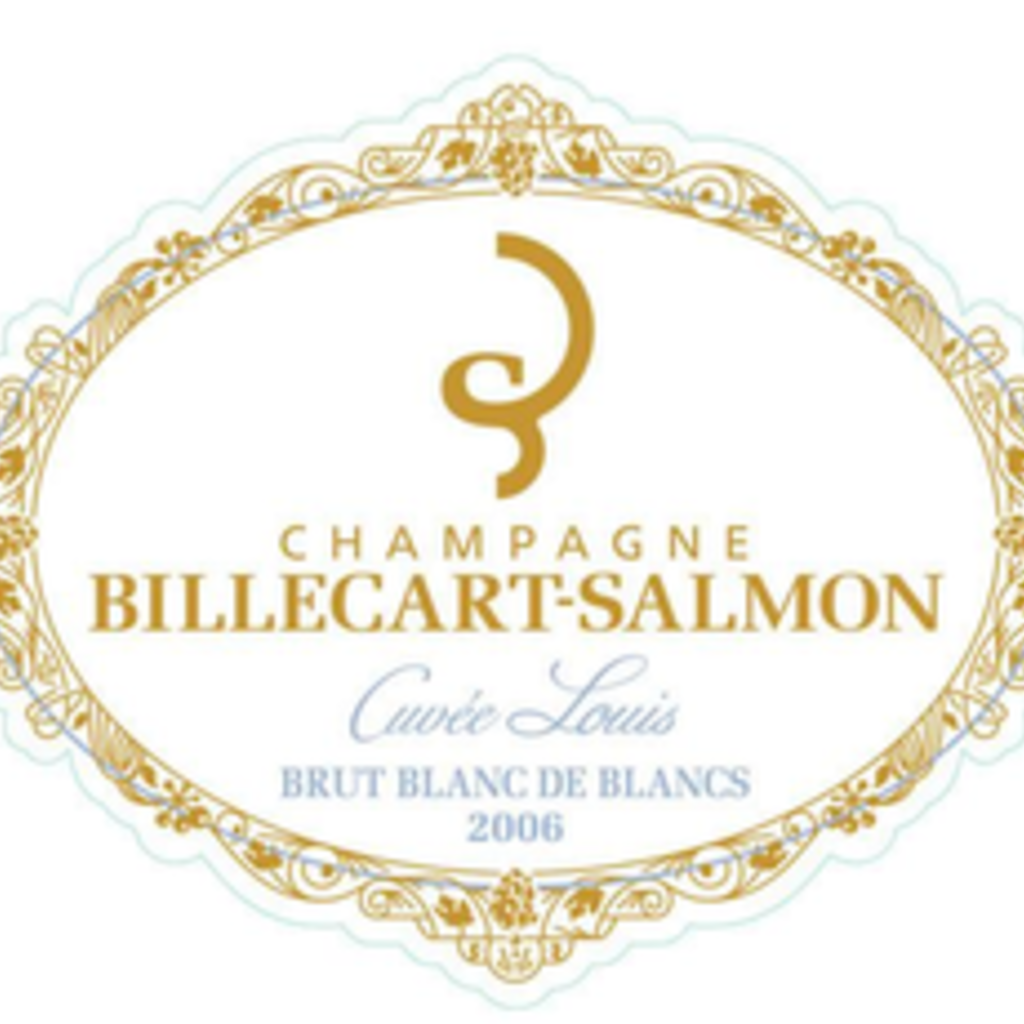 Billecart-Salmon Champagne Cuvee Louis Brut Blanc de Blancs 2007