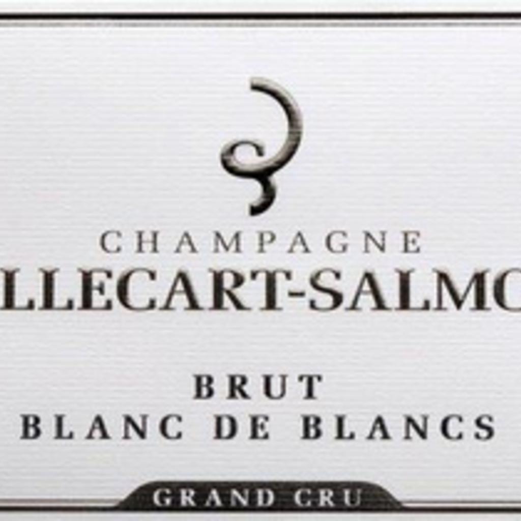 Billecart-Salmon Champagne Grand Cru Brut Blanc de Blancs NV 1.5L