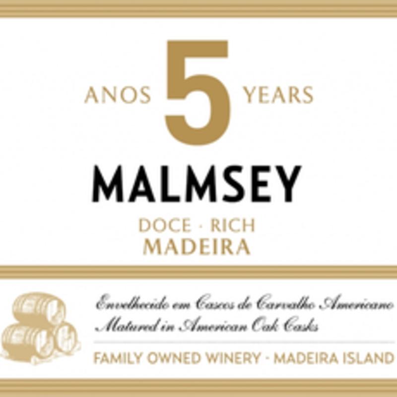 Blandy's 5yr Malmsey Madeira