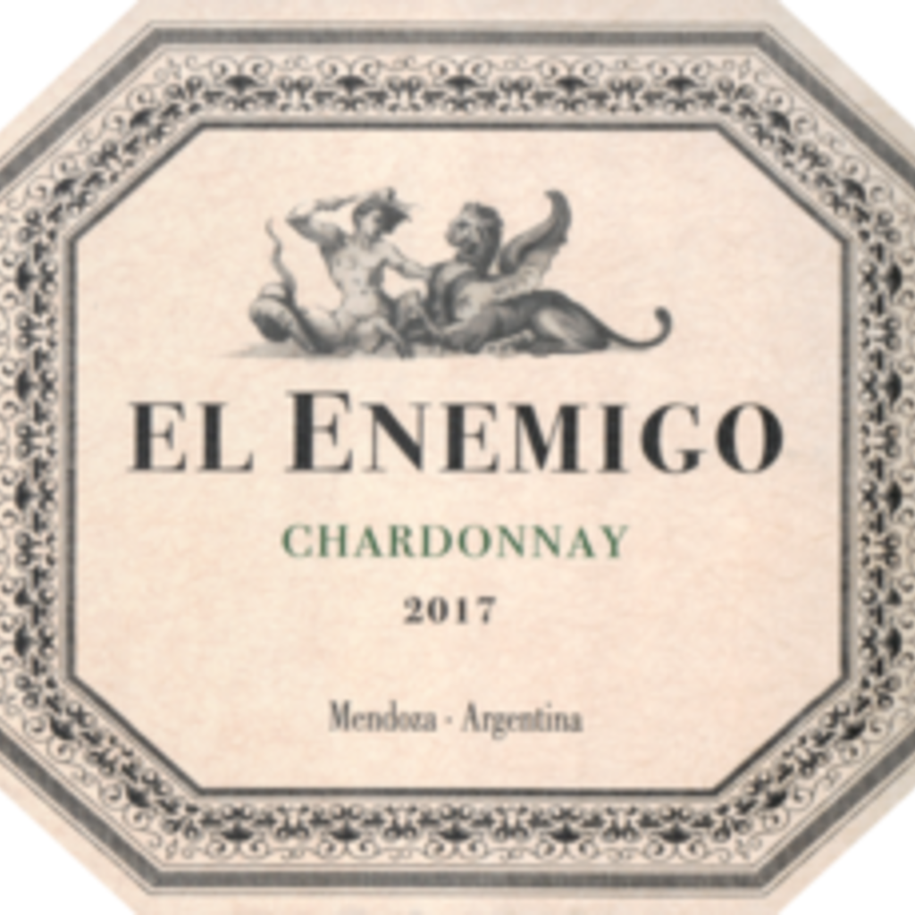 Bodega Aleanna El Enemigo Chardonnay 2018