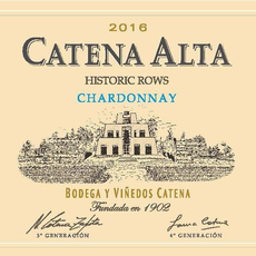 """Bodega Catena Zapata """"Catena Alta"""" Chardonnay 2017"""