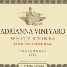 "Bodega Catena Zapata ""White Stones"" Adrianna Vineyard Chardonnay 2018"