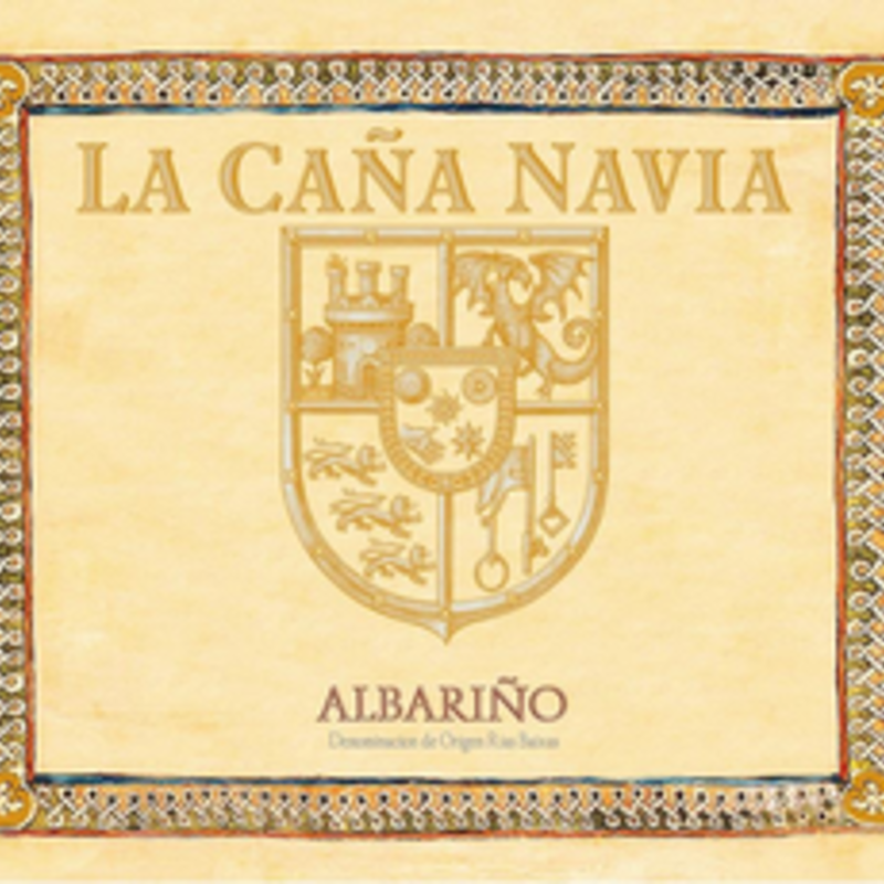 "Bodegas La Cana ""Navia"" Albarino 2018"