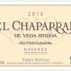 Bodegas Nekeas Navarra Garnacha El Chaparral de Vega Sindoa Estate Bottled 2017